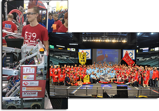 Code Red Robotics team 2014